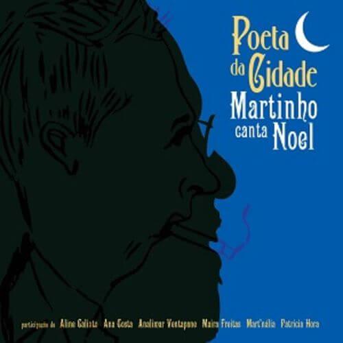 CD - Martinho da Vila - Poeta da Cidade , Martinho Canta Noel