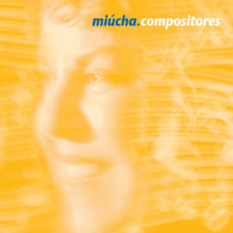 CD - Miúcha  - Compositores
