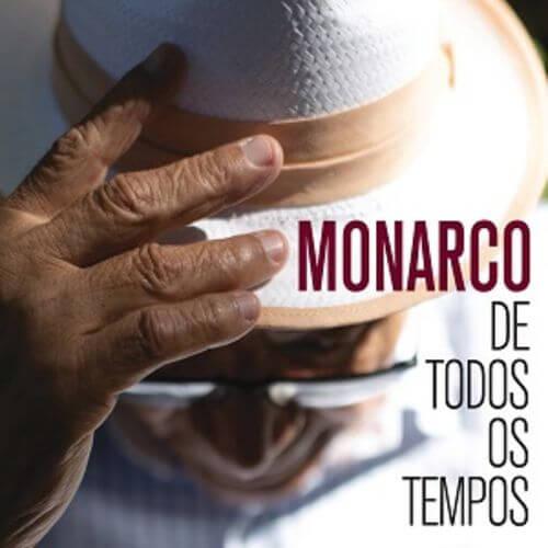 CD - Monarco - De Todos os Tempos