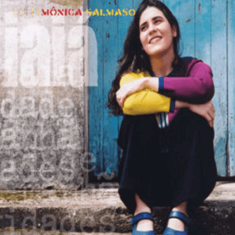 CD - Mônica Salmaso - Iaiá  - BISCOITO FINO