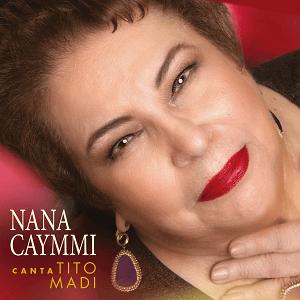 CD - Nana Caymmi - Canta Tito Madi