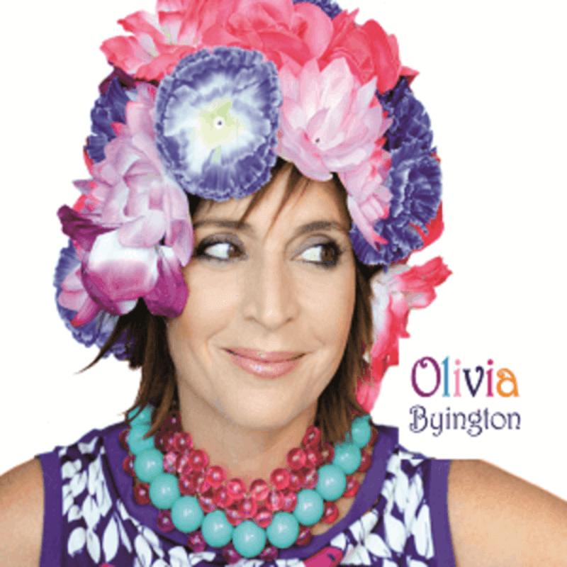 CD - Olivia Byington - Olivia Byngton  - BISCOITO FINO