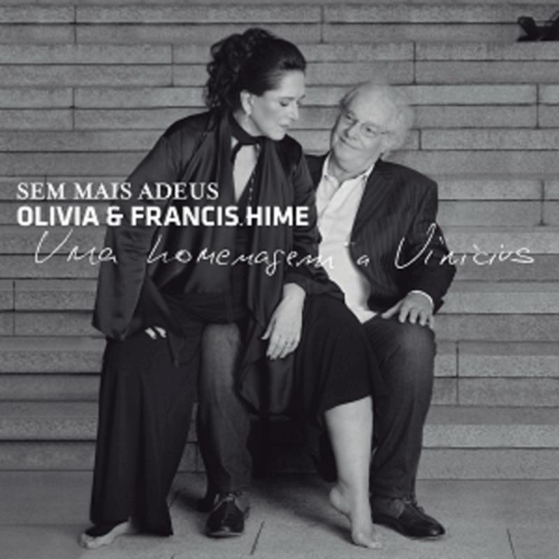 CD - Olivia Hime e Francis Hime - Sem Mais Adeus - Uma Homenagem a Vinicius