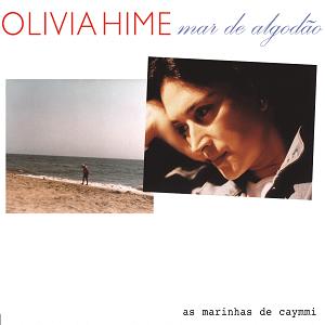CD - Olivia Hime - Mar de Algodão
