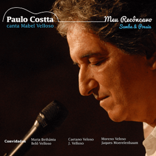 CD - Paulo Costta - Meu Recôncavo, canta Mabel Velloso - Samba & Poesia