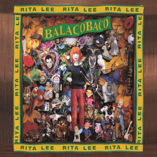 CD - Rita Lee - Balacobaco