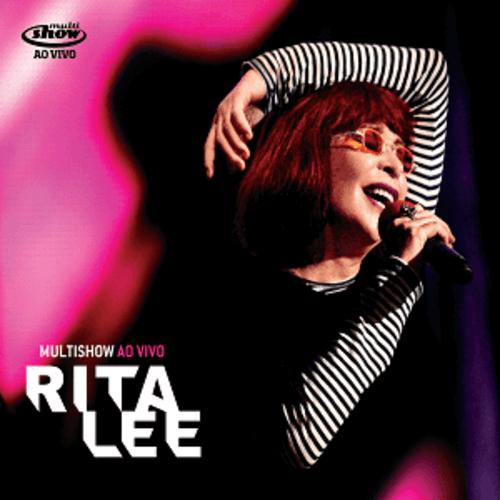 CD - Rita Lee - Multishow Ao Vivo  - BISCOITO FINO