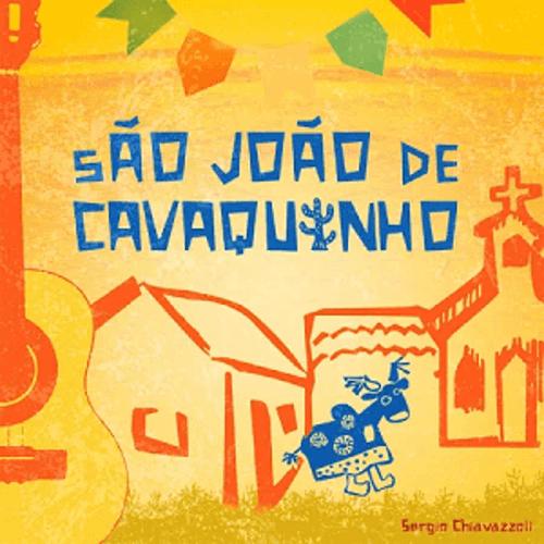 CD - Sérgio Chiavazzoli - São João de Cavaquinho