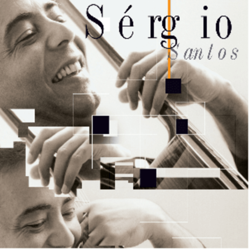 CD - Sérgio Santos - Sérgio Santos