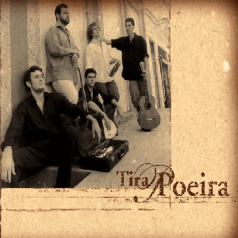 CD - Tira Poeira - Tira Poeira