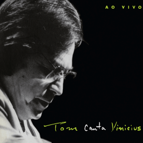 CD - Tom Jobim - Tom Canta Vinícius