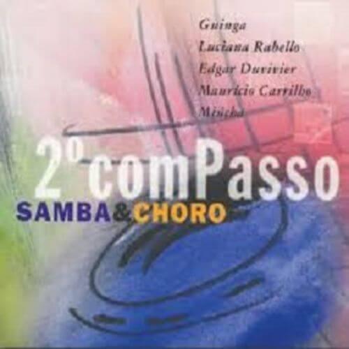 CD - Vários Artistas - 2º Compasso - Samba & Choro