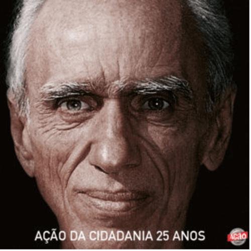 CD - Vários Artistas - Ação Cidadania 25 Anos