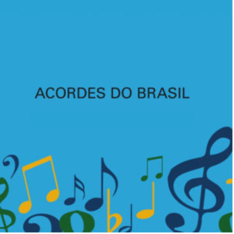 CD - Vários Artistas - Acordes do Brasil