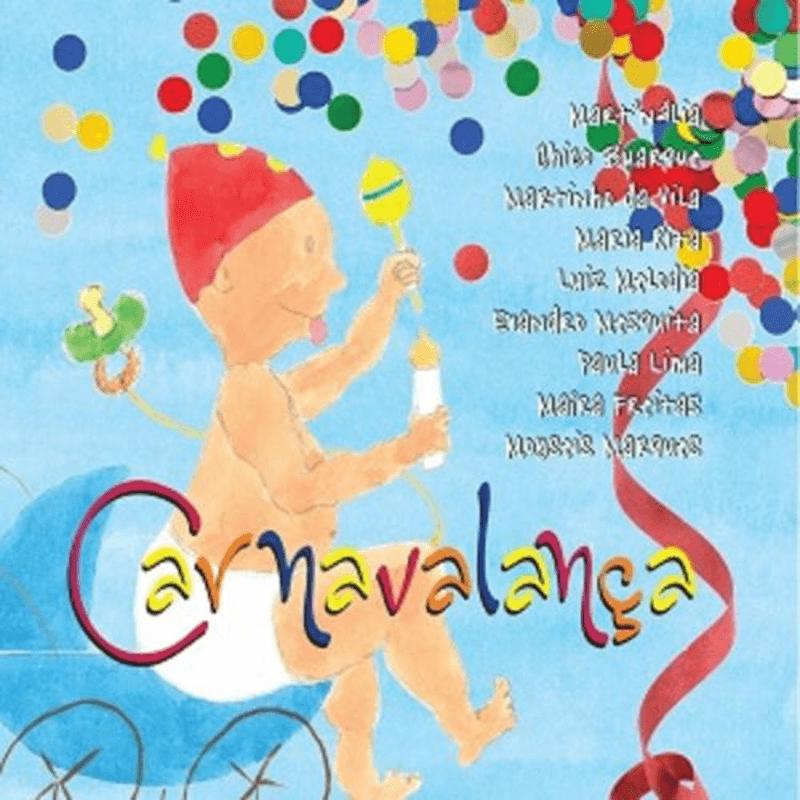 CD - Vários Artistas - Carnavalança  - BISCOITO FINO
