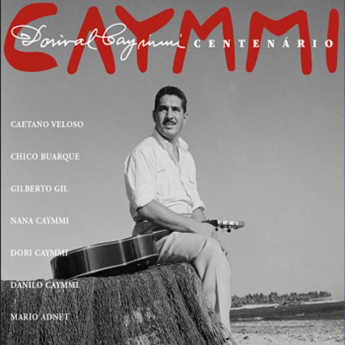 CD - Vários Artistas - Dorival Caymmi - Centenário