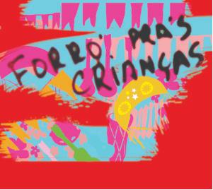 CD - Vários Artistas - Forró pras Crianças