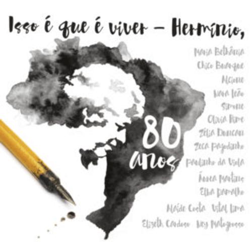 CD - Vários Artistas - Isso é que é viver, Hermínio 80 Anos