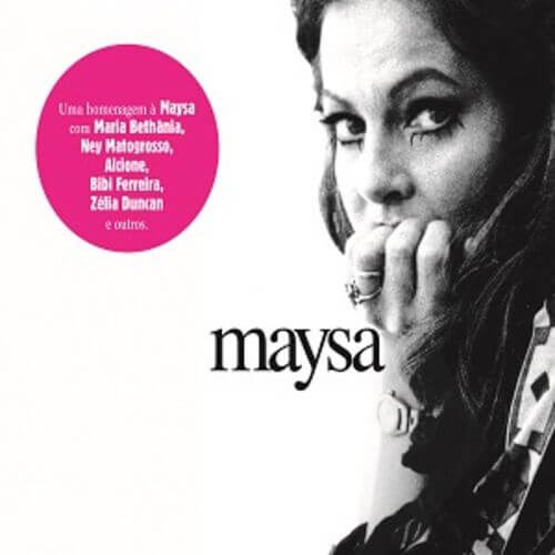 CD - Vários Artistas - Maysa esta chama que não vai passar