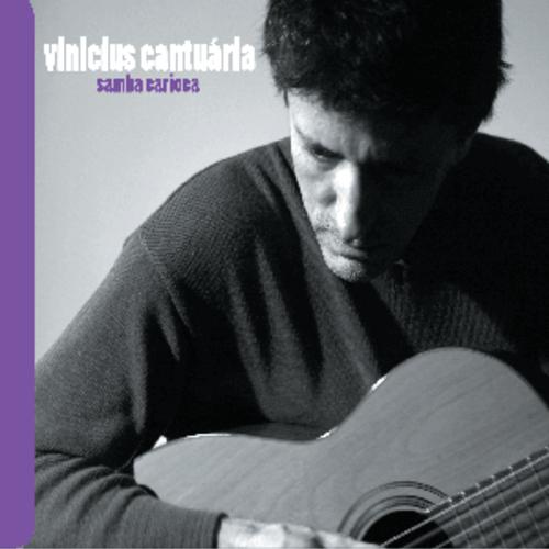 CD - Vinícius Cantuária - Samba Carioca  - BISCOITO FINO