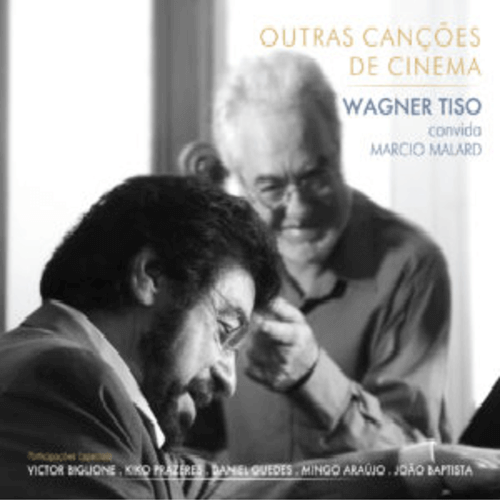 CD - Wagner Tiso - Outras Canções de Cinema