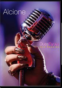 DVD - Alcione - Duas Faces - Jam Sessions