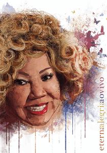 DVD - Alcione - Eterna Alegria - Ao Vivo