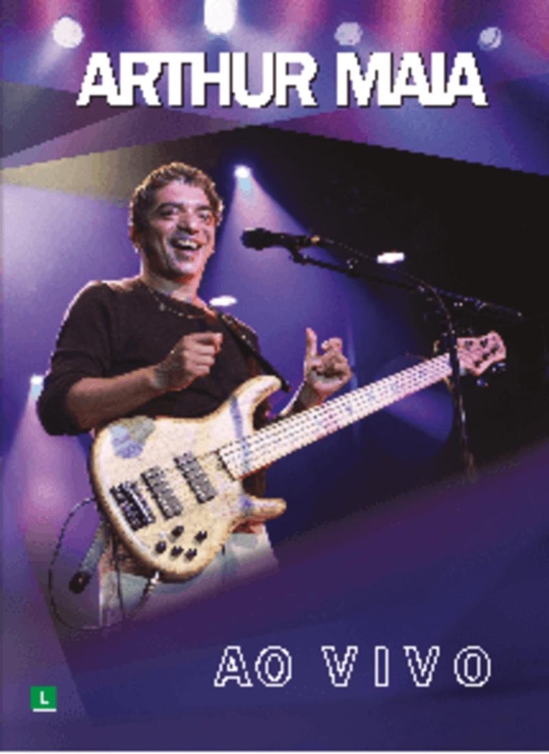 DVD - Arthur Maia - O Tempo e a Música Ao Vivo
