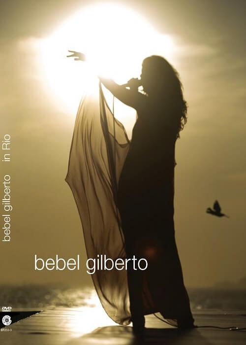 DVD - Bebel Gilberto - Bebel Gilberto In Rio  - BISCOITO FINO