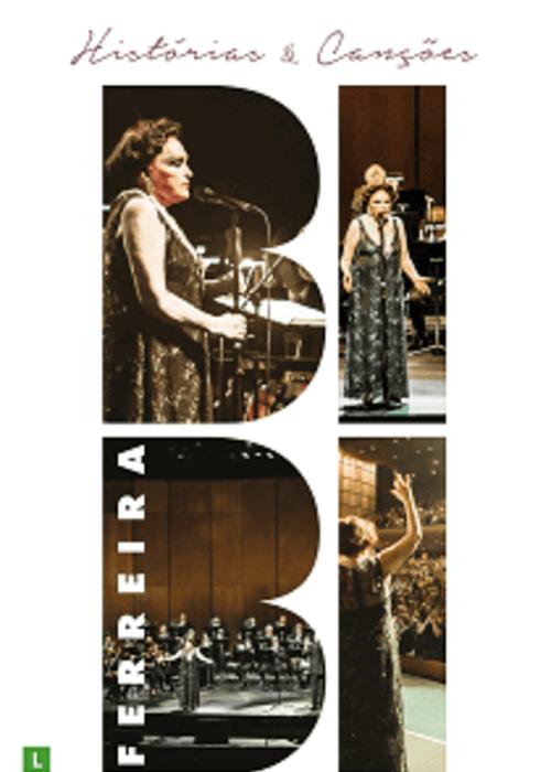 DVD - Bibi Ferreira - Histórias e Canções