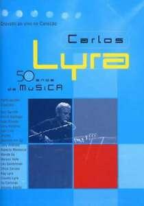 DVD - Carlos Lyra - Carlos Lyra