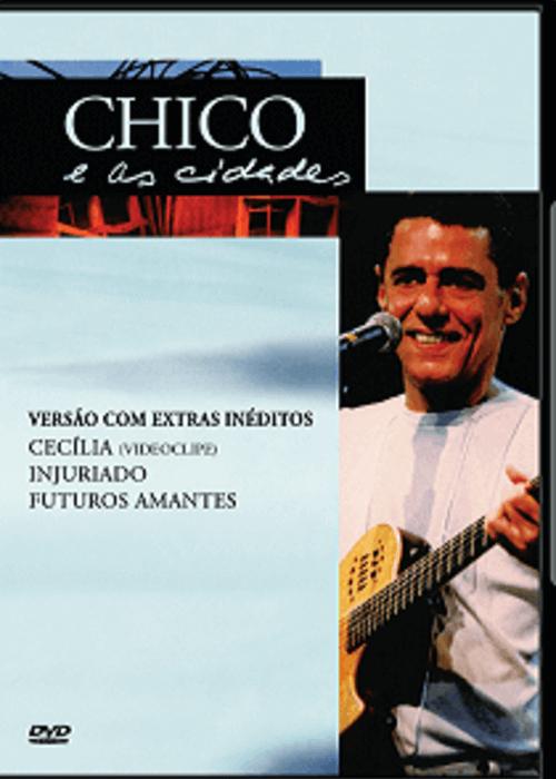 DVD - Chico Buarque - Chico e as Cidades