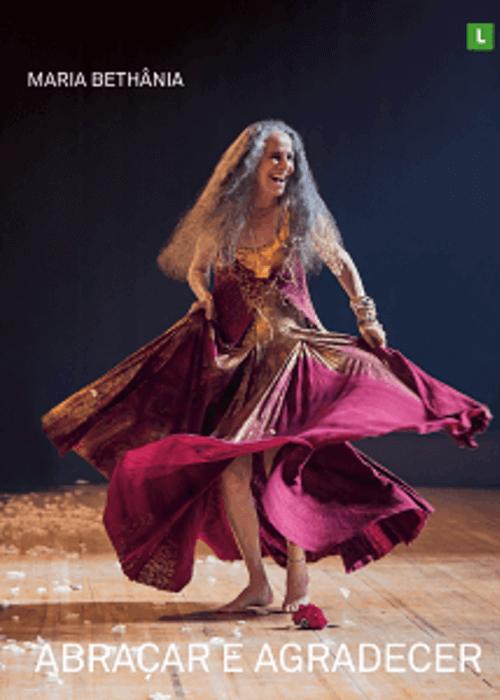 DVD Duplo - Maria Bethânia - Abraçar e Agradecer