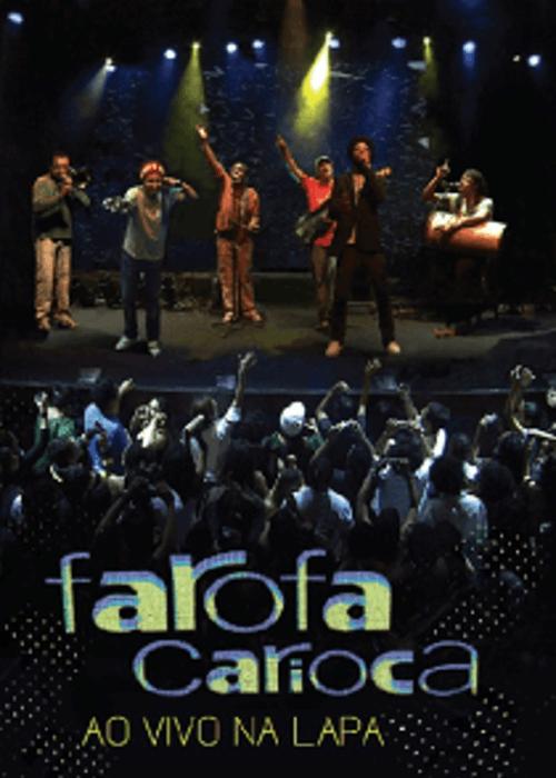DVD - Farofa Carioca - Ao Vivo na Lapa