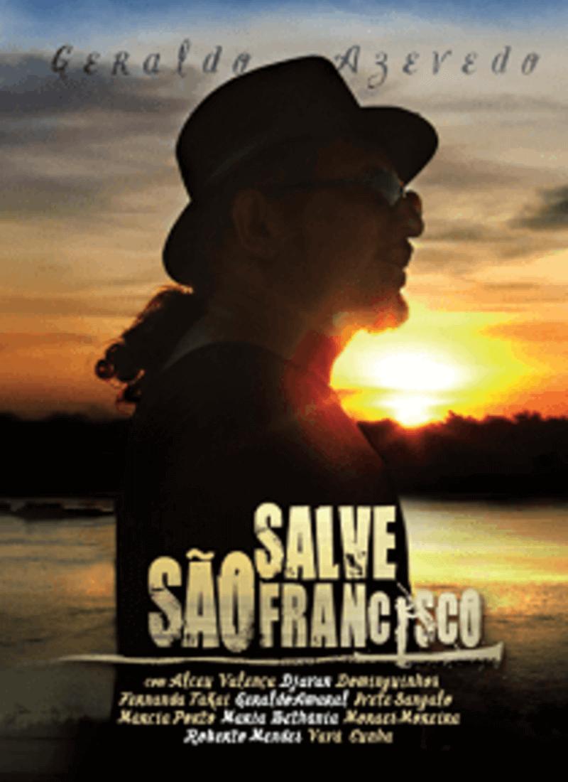 DVD - Geraldo Azevedo - Salve São Francisco