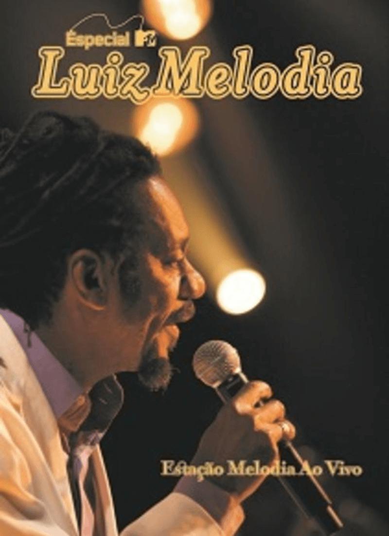DVD - Luiz Melodia - Especial MTV Luiz Melodia
