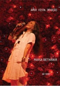 DVD - Maria Bethânia - Amor, Festa e Devoção
