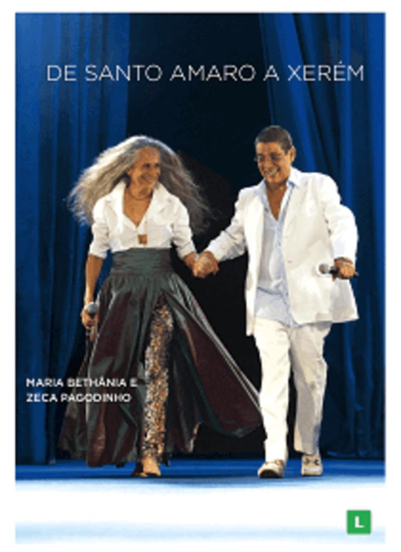 DVD - Maria Bethânia e Zeca Pagodinho - De Santo Amaro a Xerém  - BISCOITO FINO