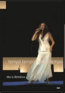 DVD - Maria Bethânia - Tempo Tempo Tempo Tempo