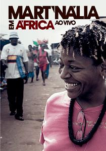 DVD - Mart'nália - Em África Ao Vivo