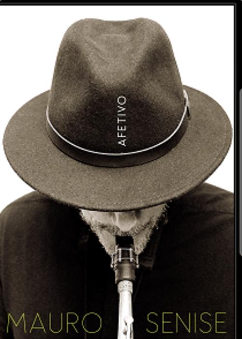 DVD - Mauro Senise - Afetivo