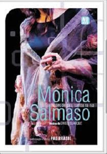 DVD - Mônica Salmaso - Noites de Gala, Samba na Rua