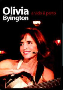 DVD - Olivia Byington - Avida é Perto