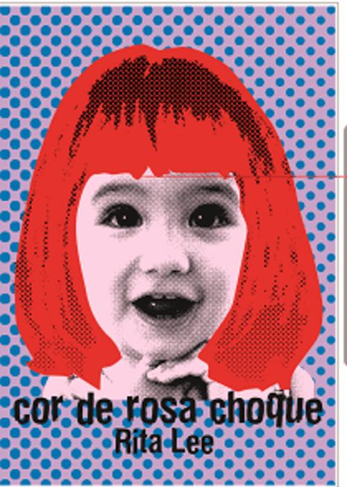 DVD - Rita Lee - Cor de Rosa Choque