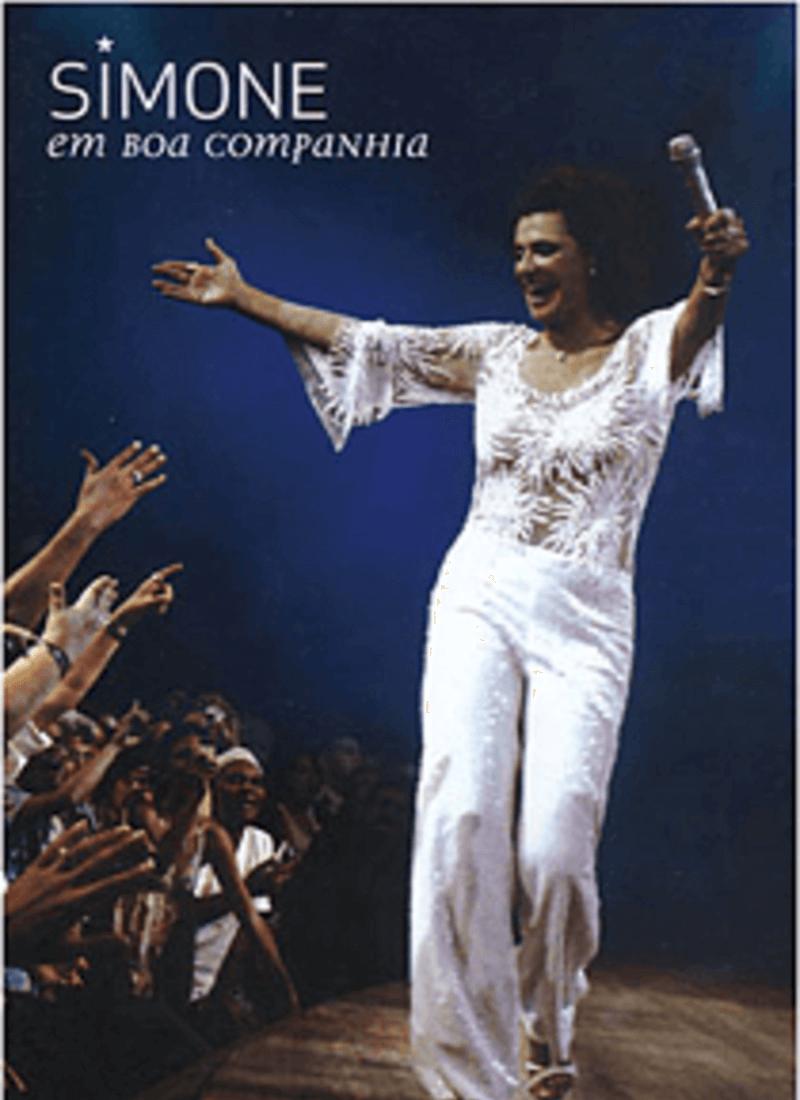 DVD - Simone - Em Boa Companhia
