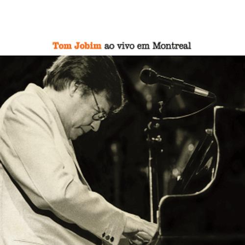 DVD - Tom Jobim - Ao Vivo em Montreal