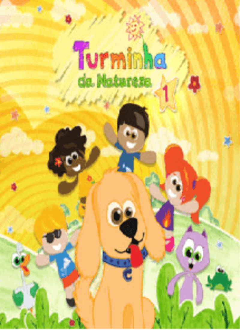 DVD - Turminha da Natureza - Turminha da Natureza I  - BISCOITO FINO