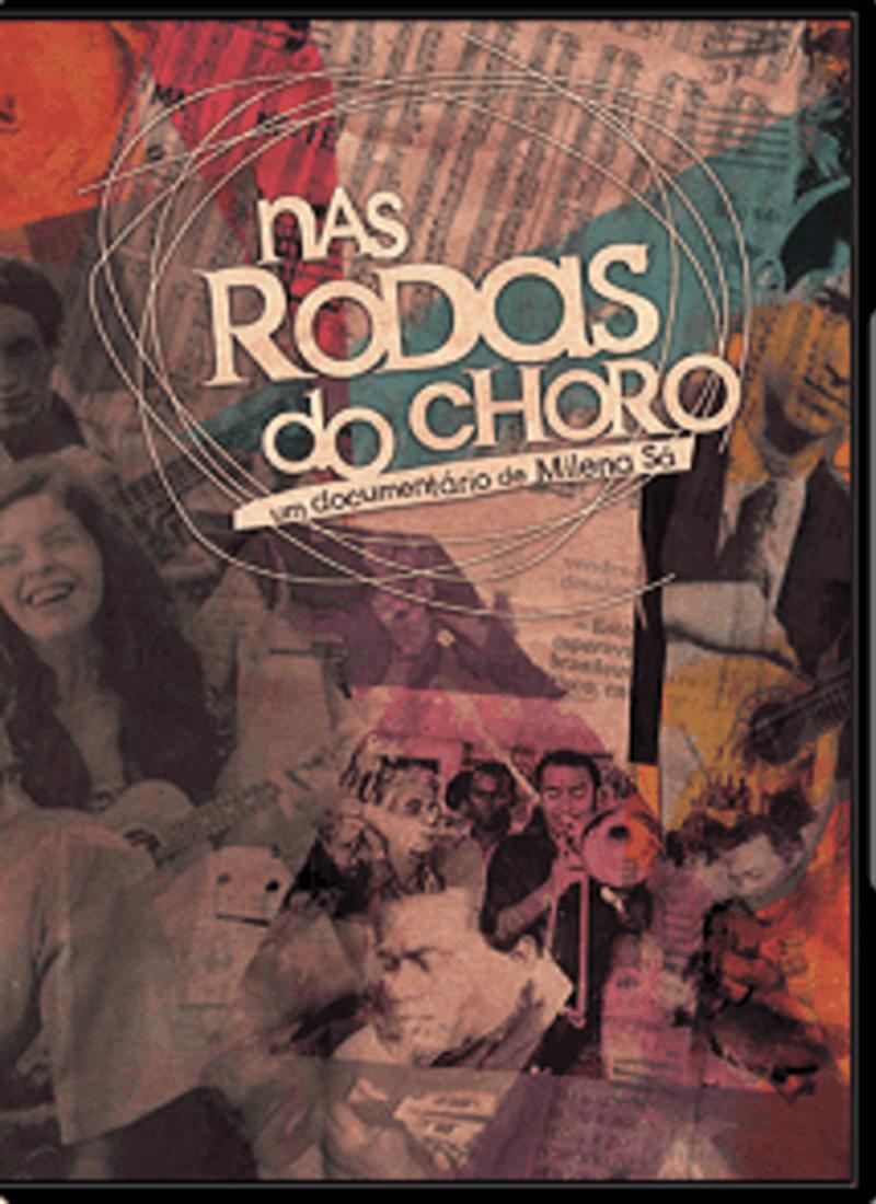 DVD - Vários Artistas - Nas Rodas do Choro
