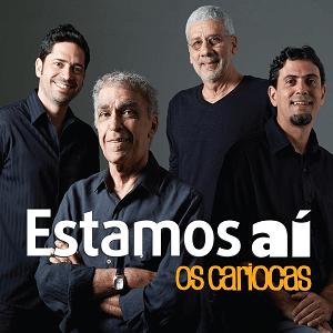 LP / Vinil - Os Cariocas - Estamos aí
