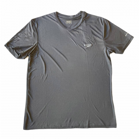 Camisa Speedo Basic Interlock Fastdry Uv50+ Masculino